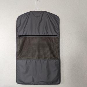 Tumi gray garment bag (q)